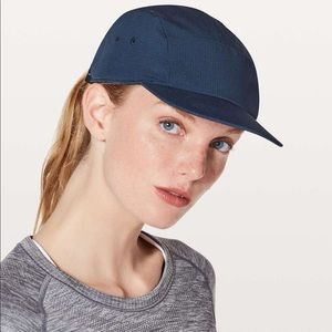 Lululemon Five Times Hat True Navy Golf Hike